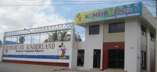 instituto kinderland mi escuela culiacan